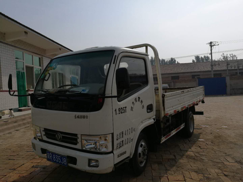 东风多利卡多利卡D5 载货车  100匹 2015年05月 4x2