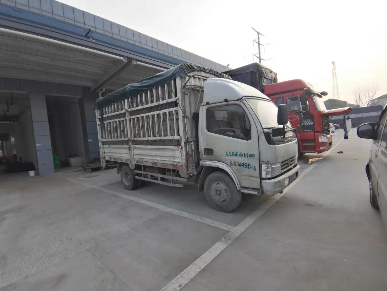 东风多利卡多利卡D6 载货车  120匹 2016年11月 4x2