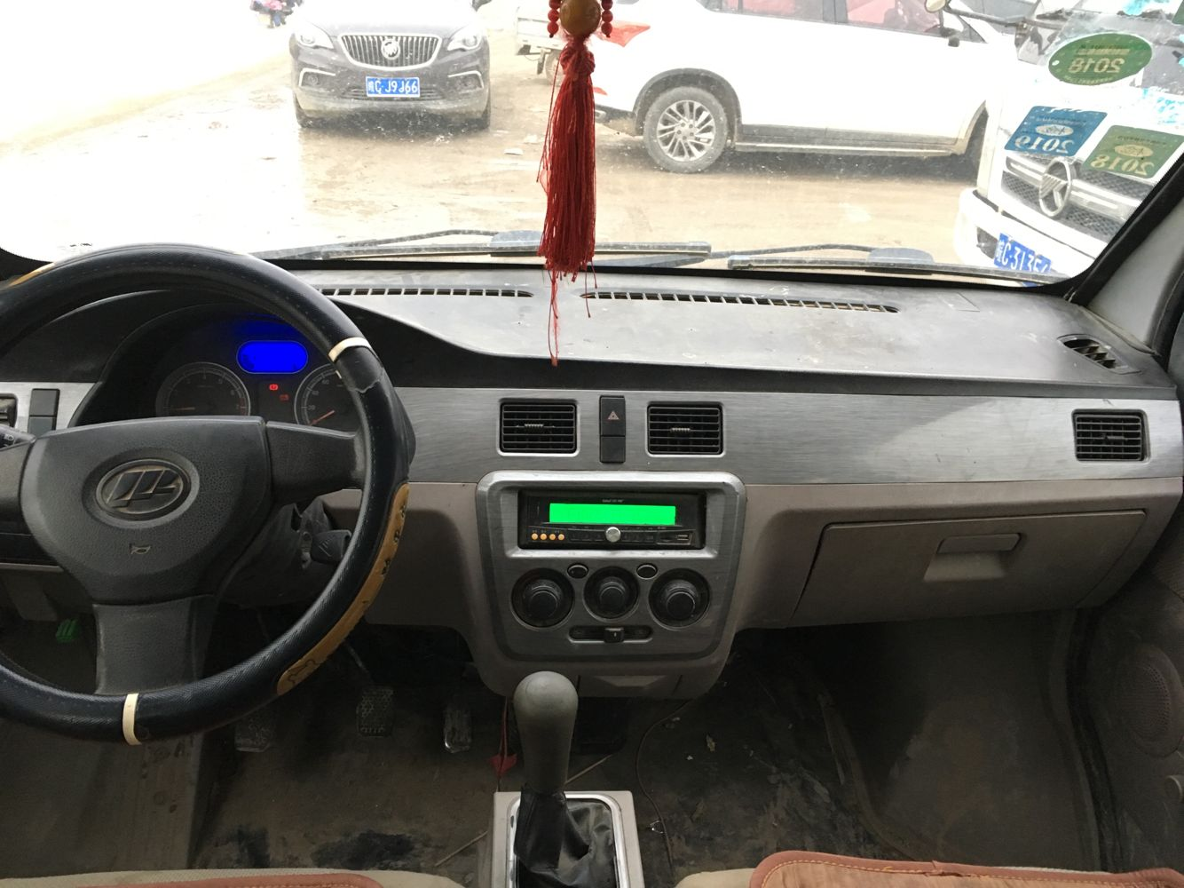 力帆骏马其他车系 载货车  65匹2012年11月 4×2 国三