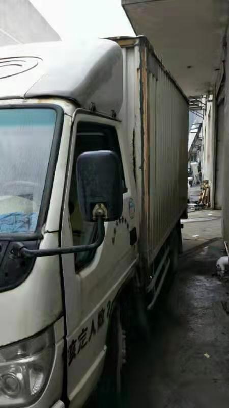 北汽福田其他車系 載貨車  85匹2012年03月 4×2 國四