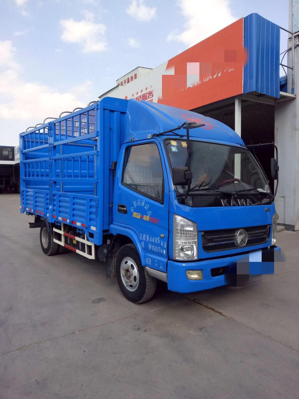 凯马凯捷 载货车  103匹 2017年02月 4x2