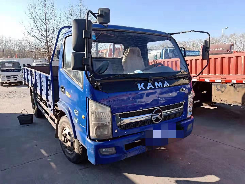 凯马凯捷 载货车  112匹 2014年03月 4x2