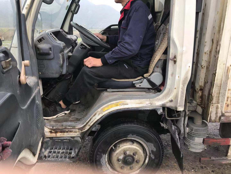 江淮其他車系 載貨車  140匹2014年02月 4×2 國三