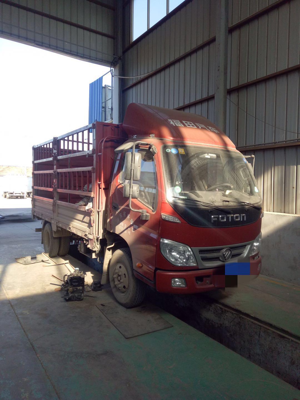 時代康瑞 載貨車  109匹2018年01月 4×2 國五