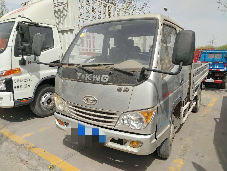 唐骏汽车唐骏K1 载货车  78匹 2013年09月 4x2