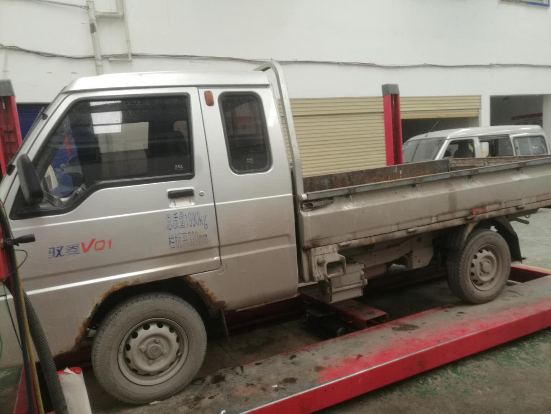 时代驭菱 载货车  63匹 2014年12月 4x2