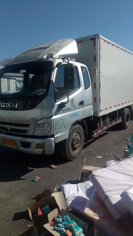 #其他品牌其他 载货车  85匹 2011年08月 4x2