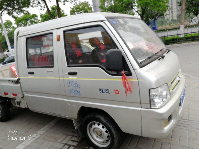 北汽福田其他車系 載貨車  58匹 2011年11月 4x2