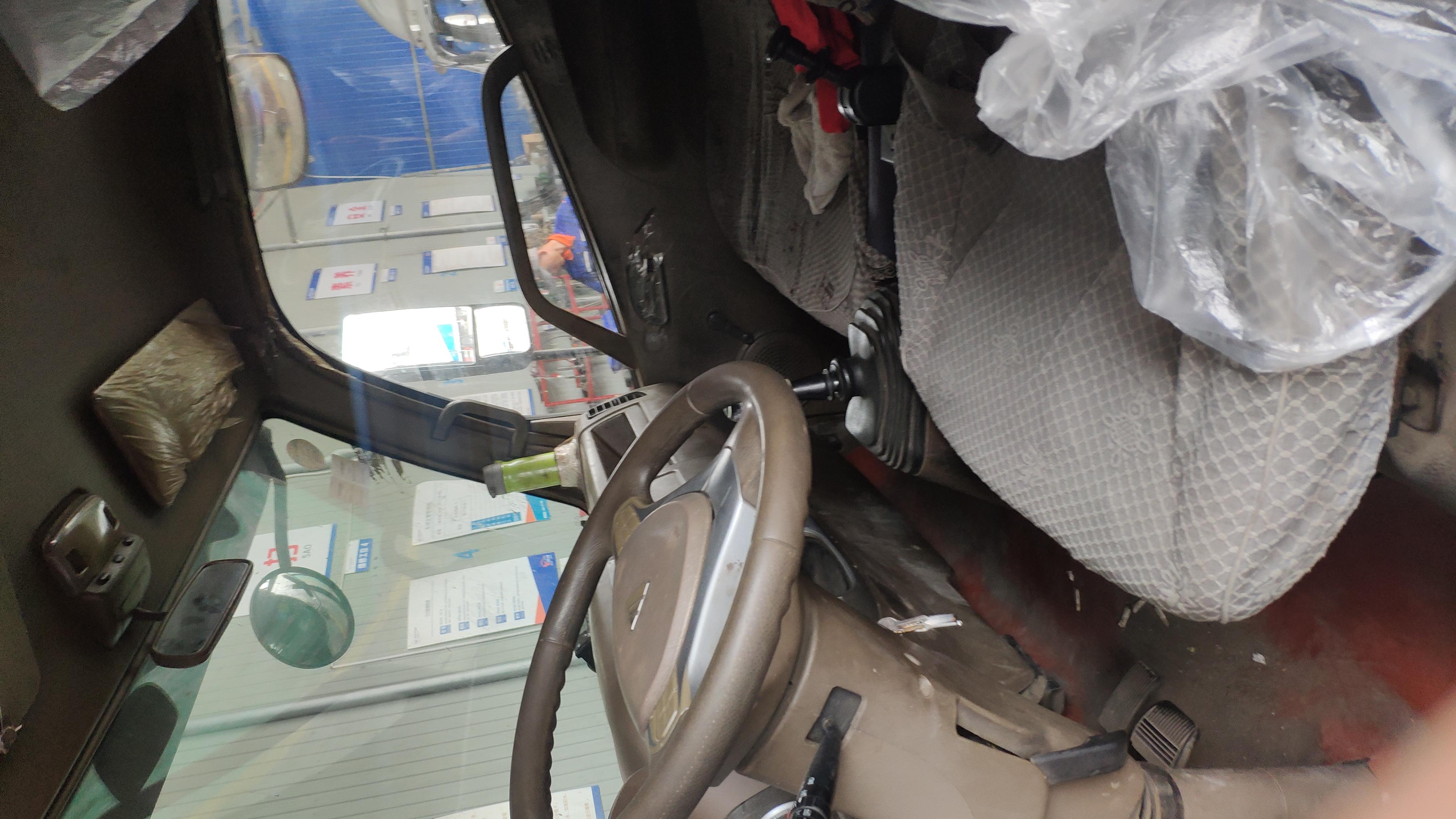 福田奥铃奥铃CTX 载货车  156匹2012年04月 4×2 国三