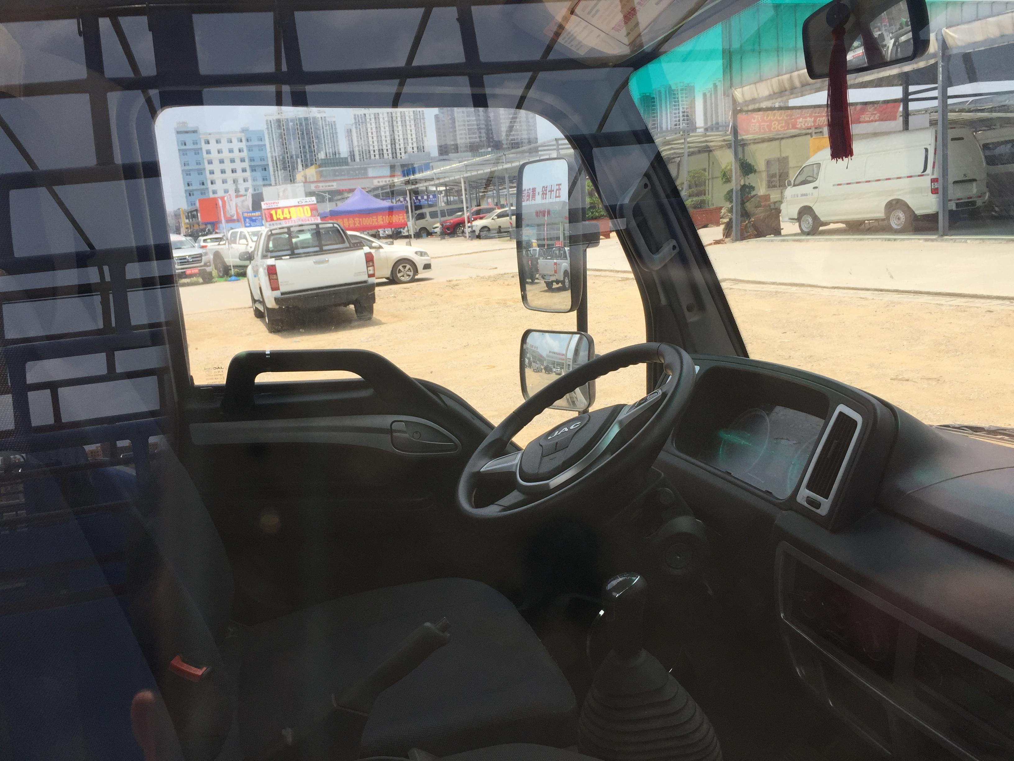 江淮康鈴康鈴H3 自卸車  88匹2018年07月 4×2 國五
