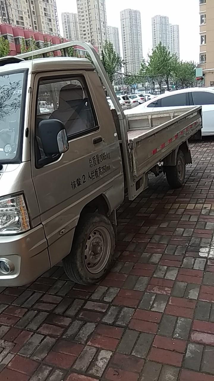 江淮星锐星锐6系 载货车  82匹 2016年12月 4x2
