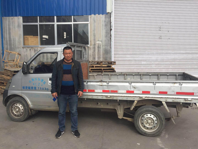 五菱五菱征程 載貨車  68匹 2016年03月 4x2