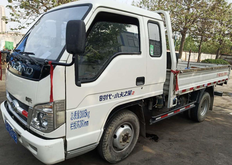 时代小卡之星 载货车  140匹 2015年04月 4x2