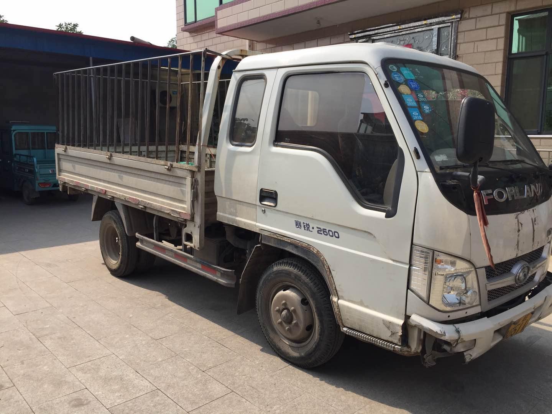 一汽解放其他車系 載貨車  45匹 2012年08月 4x2