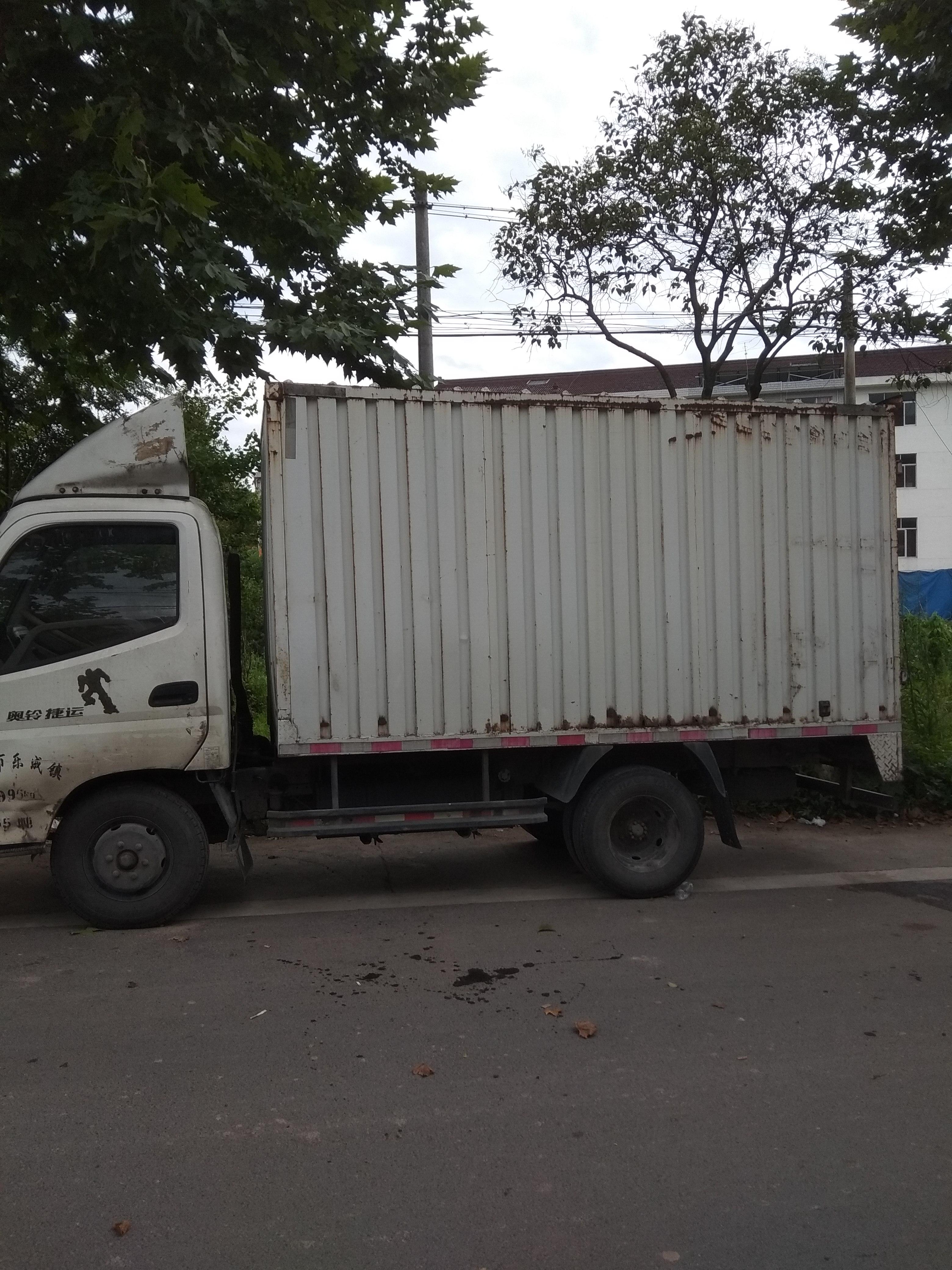 福田歐曼其他車系 載貨車  85匹 2012年02月 4x2