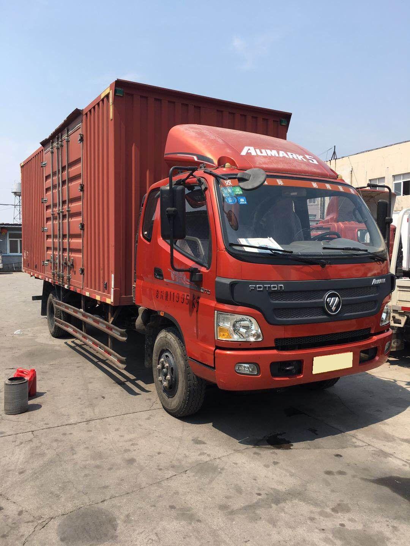福田歐馬可歐馬可5系 載貨車  170匹 2013年07月 6x2