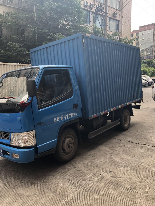 一汽解放其他車系 載貨車  64匹 2016年06月 4x2