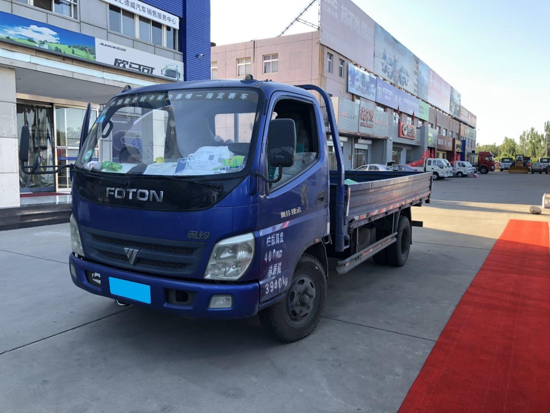 福田奧鈴奧鈴捷運 載貨車  103匹 2010年11月 4x2