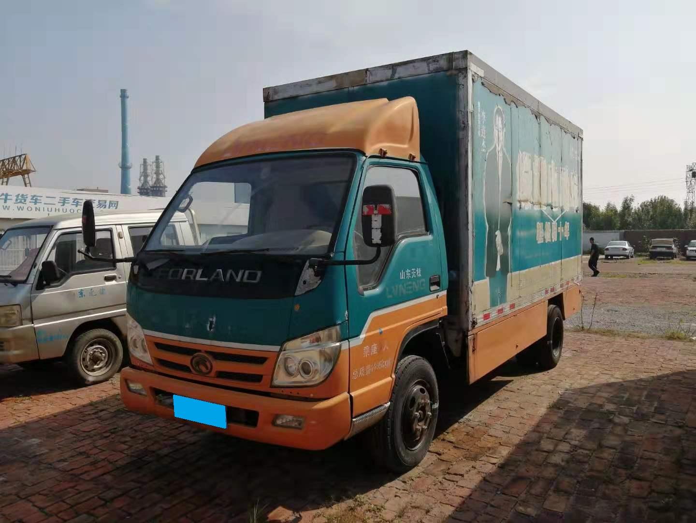 北汽福田其他車系 載貨車  92匹 2010年10月 4x2