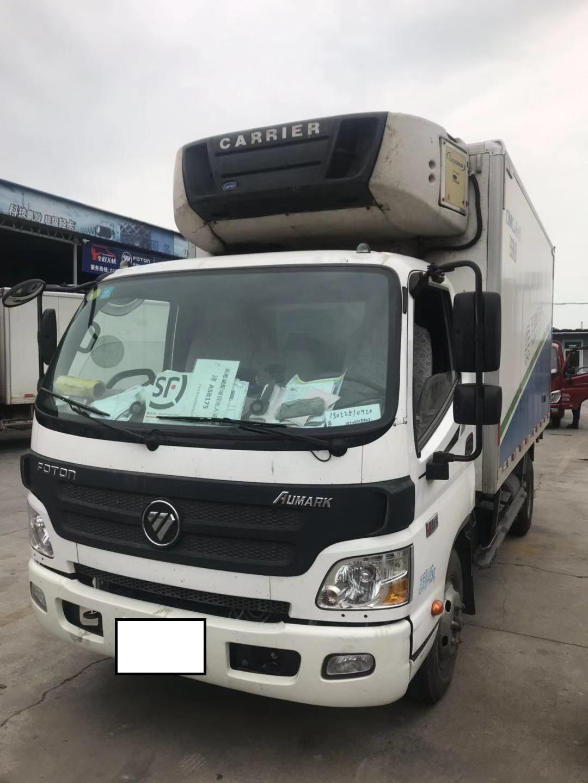 福田歐馬可歐馬可S5 載貨車  143匹 2016年10月 4x2