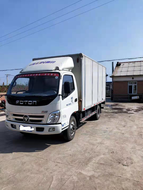 福田奧鈴奧鈴捷運 載貨車  107匹 2015年07月 4x2
