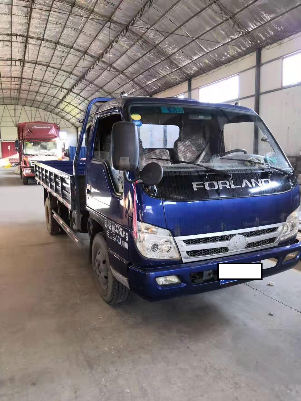 北汽福田其他車系 載貨車  95匹 2012年06月 4x2
