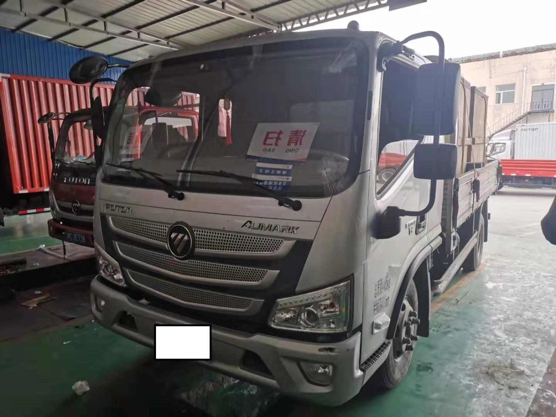 福田歐馬可歐馬可S3 載貨車  142匹 2018年04月 4x2