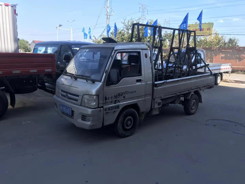 福田歐曼其他車系 載貨車  90匹 2016年09月 4x2