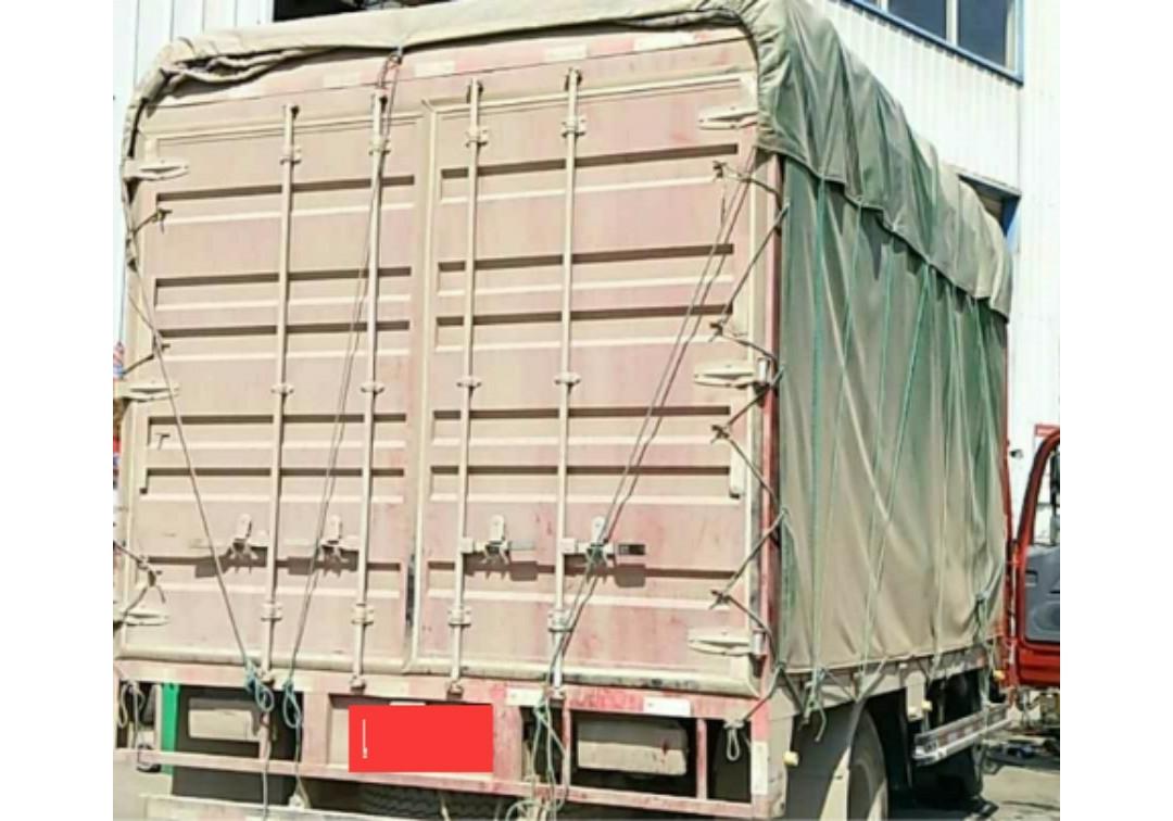 福田奧鈴奧鈴捷運 載貨車  160匹2018年10月 4×2 國五